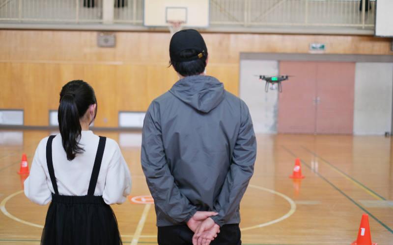 ドローンスクール横浜若葉台 特徴1